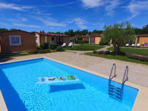 Premium Mobile Homes in Camping Park Umag