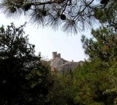 Schloss Opeka in Kroatien