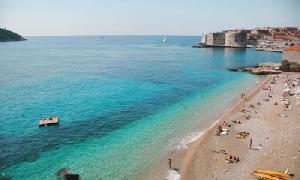 Dubrovnik wird auch die Perle der Adria genannt