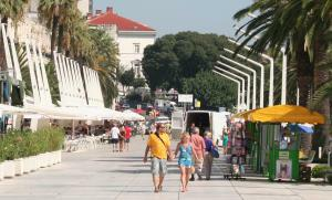 Split Uferpromenade in Split