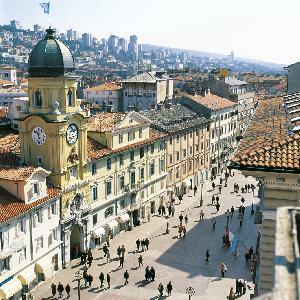 Rijeka begeistert mit seiner Altstadt